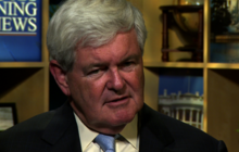 On tax returns, Gingrich eases up on Romney