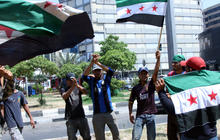 Celebrations follow Syrian minister assassinations