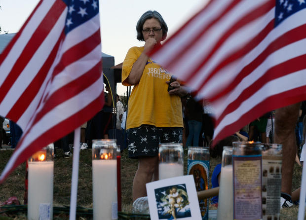 Vigils for Aurora shooting victims