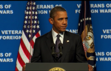 Obama salutes U.S. vets killed in CO shooting