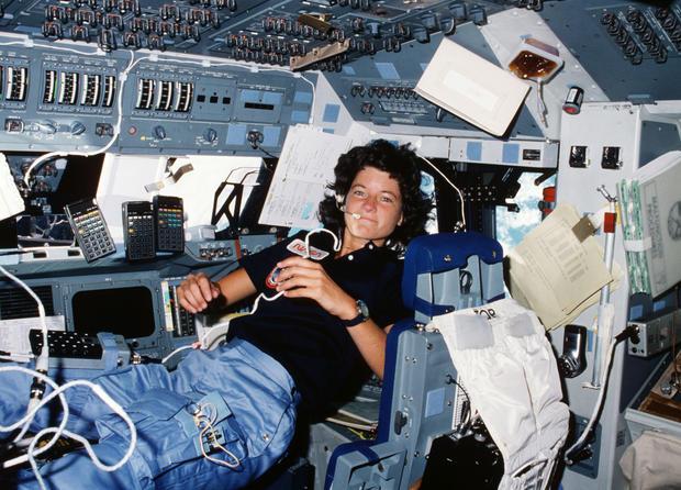 Sally Ride: 1951-2012