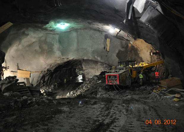 Building NYC's Second Ave. Subway