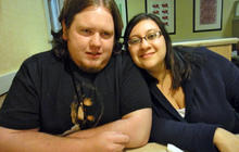 Wife of Colo. shooting victim gives birth