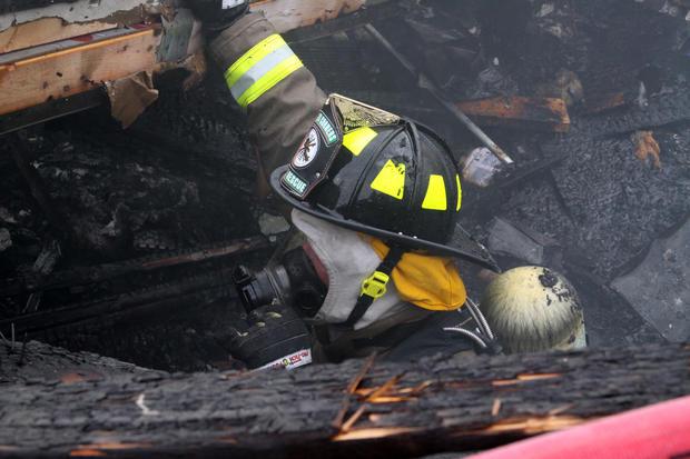 Girl killed in NY house explosion