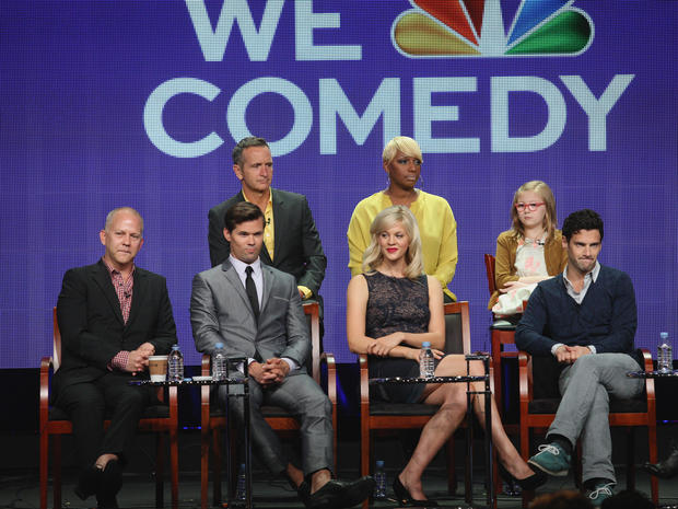 Sneak peek at fall TV on NBC