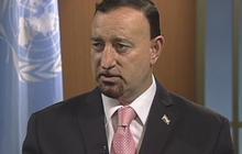 """Al Qaeda a """"cancer"""" in Syria, says Iraq's U.N. ambassador"""