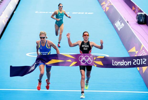 London Olympics: Aug. 4, 2012