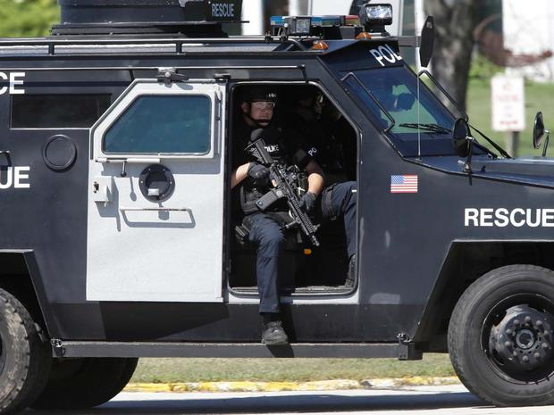 Wisconsin Sikh temple shooting