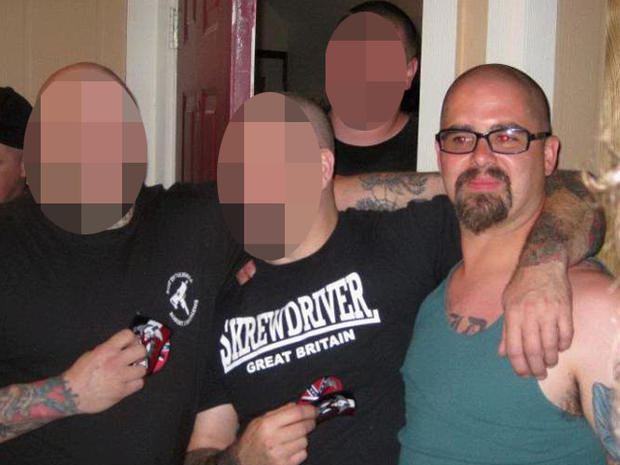 """Suspect in Wis. shooting: """"Frustrated neo-Nazi"""""""