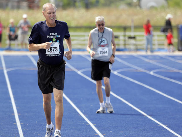 Celebrating second chances: The Transplant Games of America
