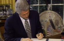 Line item veto: August 11, 1997