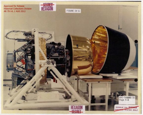 Deep dive declassified: 1972 CIA rescue of spy satellite gear
