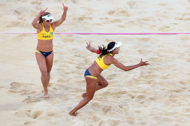 Best of Olympic Beach Volleyball