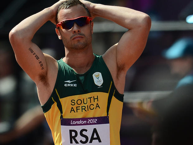 Olympic athlete charged with murder