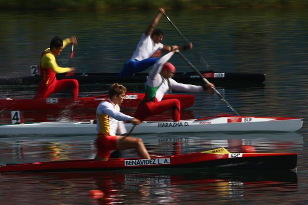 London Olympics: Aug. 11, 2012
