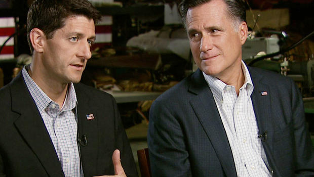 "Fact-checking the Romney-Ryan ""60 Minutes"" interview - CBS ..."