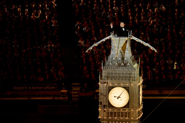 London Olympics: Closing Ceremony