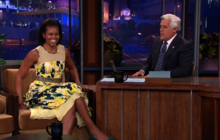 Michelle Obama most proud of health care