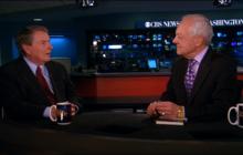 Veterans Lehrer, Schieffer talk debate moderating experiences