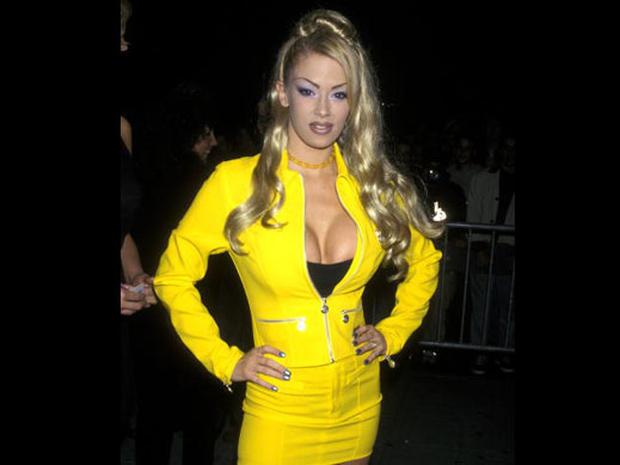 Ex-porn star Jenna Jameson accused of battery