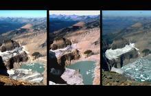 Glacier National Park melting at an alarming rate