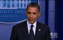 """Obama on campaign: """"We don't go out of bounds"""""""