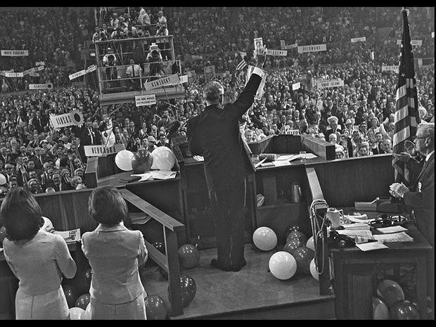 Republican National Conventions through the years
