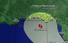 Isaac could reach Florida as a hurricane