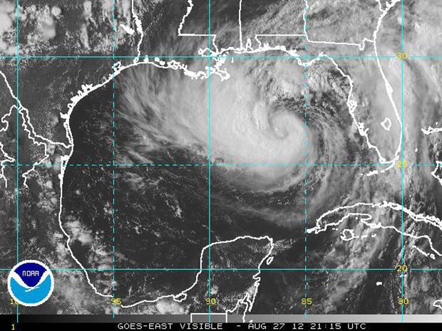 热带风暴艾萨克