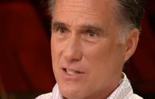 Comparing Romney's positions to the GOP