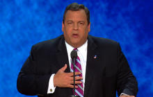 "Gov. Christie: ""They believe in teacher's unions, we believe in teachers"""