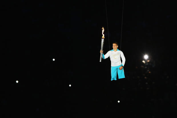 London Paralympics 2012: Opening Ceremony