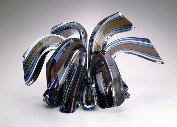 Stunning glass art