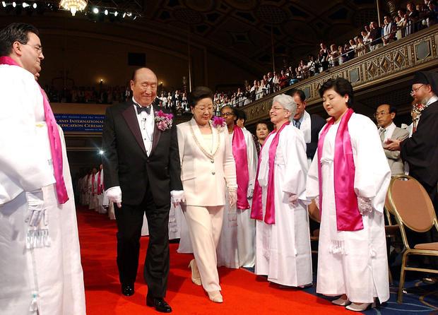 The Rev. Sun Myung Moon, 1920-2012