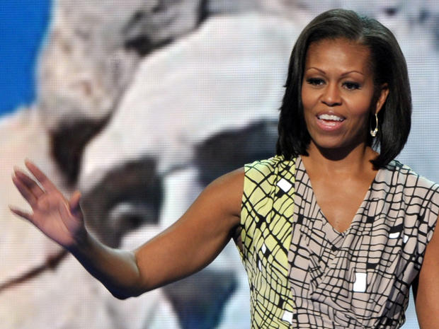 Michelle Obama: First lady