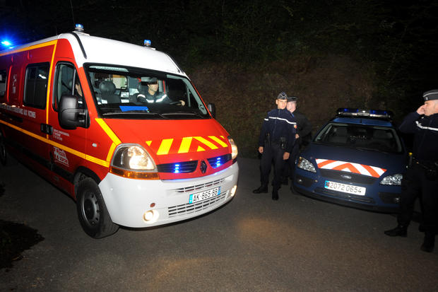 Four shot dead in French Alps