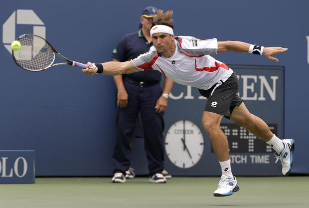 2012 U.S. Open tennis tournament