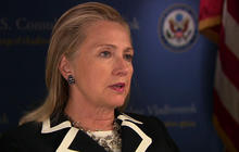 Clinton on Syria: We are using our best options