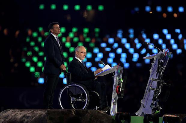 Paralympics Closing Ceremony