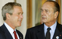 Eichenwald: Bush used bible to woo war allies