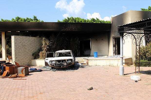 U.S. consulate attack in Libya