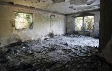 Inside the ruined U.S. Consulate in Libya