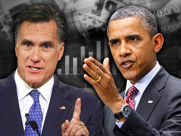 Obama and Romney Poll