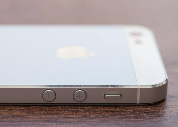 Hands-on with new iPhone 5