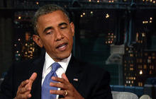 """Obama: Most Americans don't think they're """"victims"""" or """"entitled"""""""