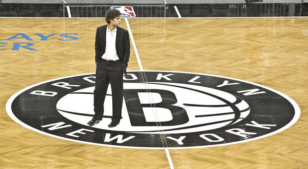 Brooklyn Nets open new arena