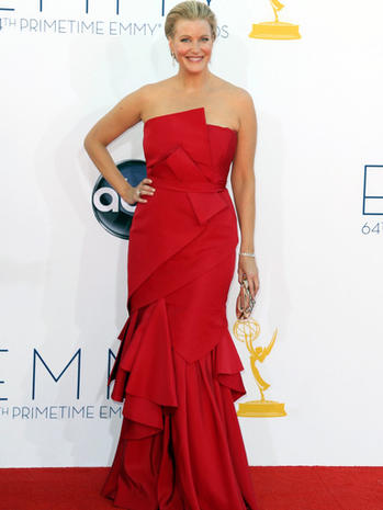 Emmy red carpet 2012