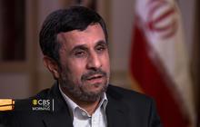 Iranian president on nuclear program