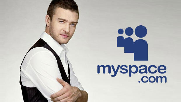 Myspace is trying to make a comeback with the help of Justin Timberlake