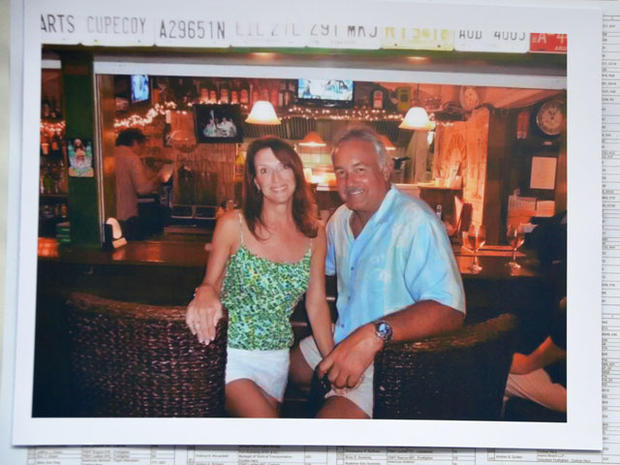 South Carolina couple slain in their St. Maarten home